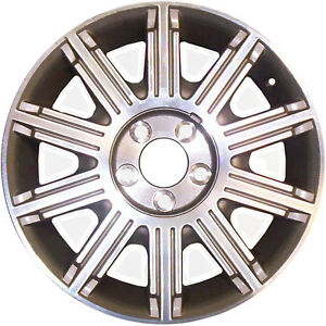 03635 Refinished Lincoln Town Car 2006 2011 17 Inch Chrome Wheel Rim