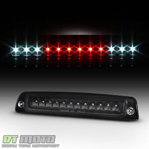 Black 1994 2001 Dodge Ram 1500 2500 3500 Pickup Led 3rd Brake Light Cargo Lamp