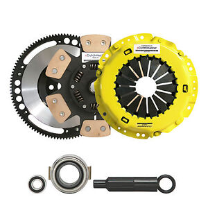 Clutchxperts Stage 5 Racing Clutch flywheel Fits 1997 2008 Tiburon 1 8l 2 0l