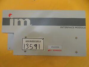 Edwards A52844460 Vacuum System Im Interface Module New Surplus
