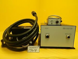 Sena Fiber Optic Light System 2450dr Mkii 50htfi Lpc50 Zygo Armi Used Working