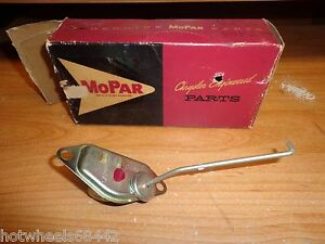Nos 1963 65 Chrysler Dodge Plymouth 383 413 426 Carter Afb Choke Stat Thermostat
