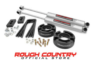 Rough Country 570 20 2 5 Leveling Lift Kit For Ford 04 08 F150 4wd 2wd