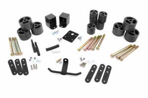 Rough Country Rc610 2 Body Lift Kit For Jeep 87 95 Wrangler Yj 4wd