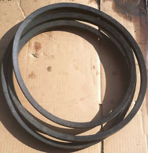 V belt C240 For Gravel Pit conveyor machine combine auger construction 7 8x 244