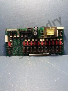 Unimac Washer Output Board P n Pcb140436 Revh Used
