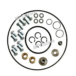 Turbocharger Rebuild Kit For Track Ship And More With In Kkk K27 Turbo
