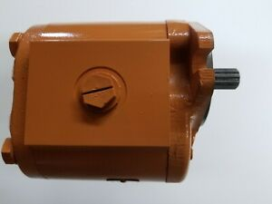 New Hydraulic Gear Pump Fits Case Skid Steer With s A31 5l 33120