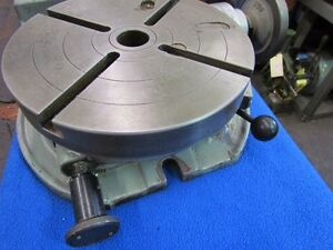 Troyke R 9 H v Rotary Table E 0313