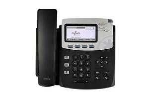 New Digium D45 Ip Phone Without Power Supply 1teld045lf