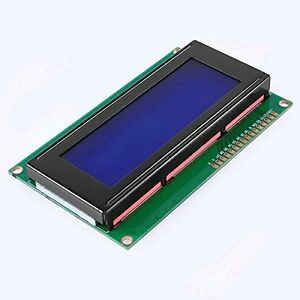 5v 2004 20x4 Character Lcd Display Module Blue Backlight For Arduino Projects