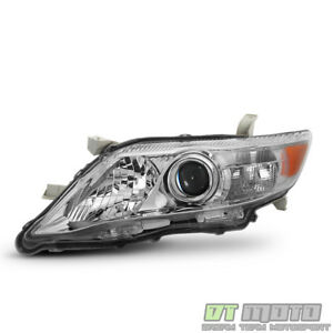 For 2010 2011 Toyota Camry Le Xle Headlight Lamp Left Driver Side Light 10 11