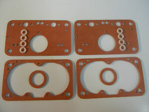 Holley Qft Aed Mp 15 Racing Gasket Kit For 2300 4500 Series Carbs 390 1050 Cfm