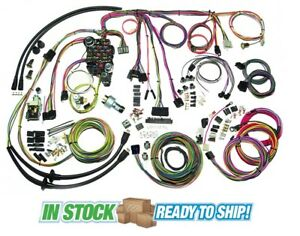 1957 57 Chevy Belair Classic Update American Autowire Wiring Harness Kit 500434