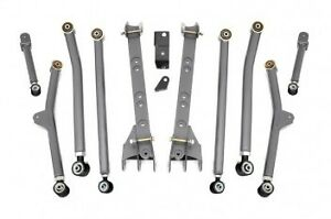 1997 2006 Jeep Wrangler Tj Long Arm Upgrade Kit For 2 5 Lift 628u