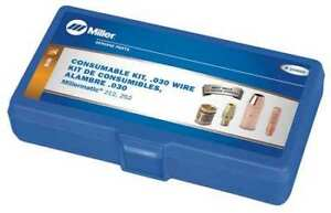 Miller Electric 234610 M 25 Mig Gun Consumable Kit 030 Wire