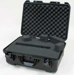 Black Protective Case 21 7 l X 16 9 w X 8 1 2 d Nanuk Cases 940 1001