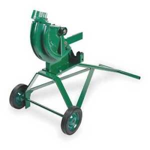 Mech Conduit Bender 1 2 1 In Rigid Greenlee 1800