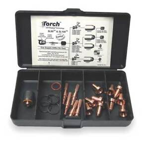 Victor Thermal Dynamics 5 2553 Plasma Torch Consumable Kit 60 Amps