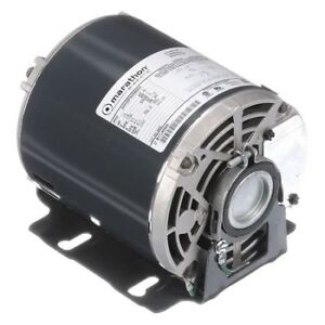 Marathon Motors 5kh32fn5586x g Pump Motor split Ph 1 3 Hp 1725 115v 48y