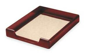 Rolodex 23350 Tray Letter 1 Horizontal Material Wood