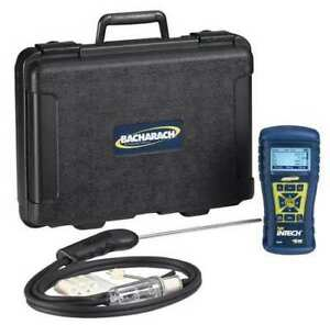 Bacharach 0024 8523 Combustion Analyzer Kit Type Intech Residential