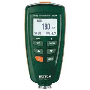 Extech Cg204 Coating Thickness Tester electronic