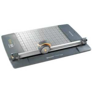 Westcott 15102 Rotary Paper Trimmer 18 In Steel Base