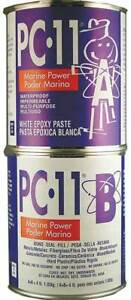 Epoxy marine Grade white 2 part Pc Products 640111