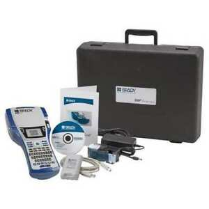 Brady Bmp41 Label Printer Bmp41 With Accessories