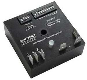 Airotronics Mc2003631h Encapsulated Timer Relay 10a relay spdt