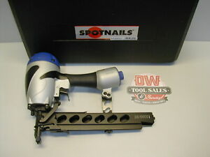 Spotnails Heavy Duty 16 Gauge S5 Series N Type 2 Staple Gun new