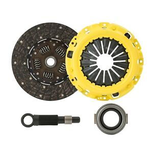 Clutchxperts Stage 2 Racing Clutch Kit Fits 1993 1995 Hyundai Scoupe 1 5l Turbo