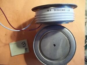 New Westinghouse Rectifier Diode Scr Thyristor Capacitor 8600a0 3h04 8609 g3