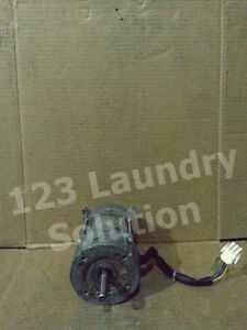 Dryer Drum Motor For Wascomat P n 487 028122 208 240v 60hz Used
