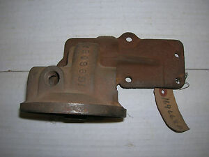 Oliver new Old Stock Oil Filter Housing Part 169668a