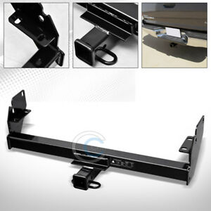 Class 3 Trailer Hitch Receiver Rear Bumper Tow Kit 2 For 05 14 15 Toyota Tacoma