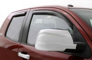 Avs 194072 In channel Ventvisor Window Deflector 4pc 2009 2020 Dodge Journey