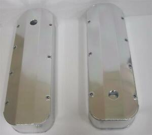 Big Block Chevy Bbc 454 Fabricated Aluminum Valve Covers 396 427