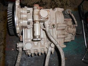 Yanmar 4tn100 Fuel Injection Pump 71940 51200