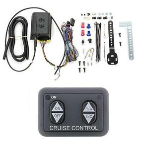 Dakota Digital Electronic Cruise Control Kit With Dash Mount Switch Crs 3000
