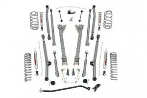 1997 2007 Jeep Wrangler Tj 6 Cyl 2 5 Long Arm Suspension Lift Kit Perf629