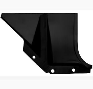 1960 1966 Chevy Pickup Truck Foot Well Kick Panel Right Side