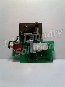 Wascomat Front Load Washer 220v Gen 5 Door Lock 4383056 12 438305612 R6 Used