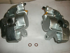 New Mgb Calipers set 2 Brake Calipers 62 80 Roadster And Mgb gt Set 2