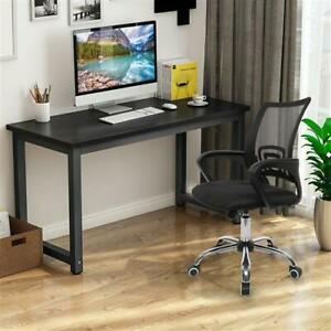 New Black Adjustable Office Swivel Chair Mesh Back Executive Computer Desk Task
