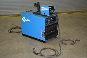 Miller Dimension 452 903254 Mig Welding Package