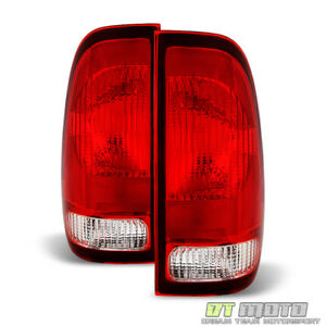 1997 2003 Ford F150 1999 2007 F250 F350 Superduty Tail Lights Lamps Left right