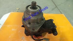John Deere An208051 Hydraulic Motor Propel Sprayer Left 4720 4730 4830 An206571