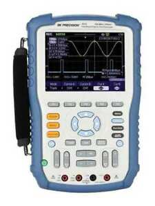 B k Precision 2512 Handheld Oscilloscope 100 Mhz 2 Channels
